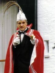 1989 - 1992 Jack v Moergestel Prins Sjacobus I