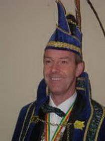 2003 - 2005 Henk van Dongen Prins Hendrik I