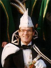 1981 - 1983 Kees Kuystermans Prins Cees I