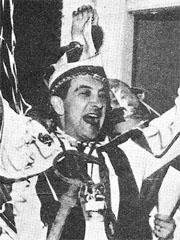 1966 - 1968 Hein Baesjouw Prins Hein I