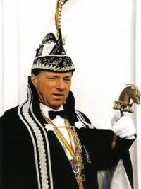 1995 - 1997 Paul van Moergestel Prins Paul I