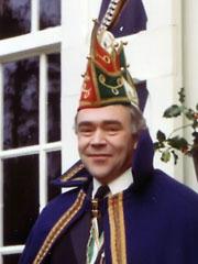 1975 - 1977 Peter Bloemendaal Prins Peer I