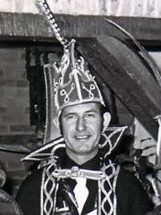 1978 - 1980 Piet van Putten Prins Pieter I